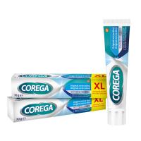 COREGA Original extra silný fixačný krém XL 2 kusy 70 g