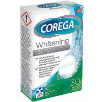COREGA Whitening čistiace tablety 30 ks