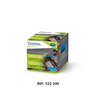 COSMOS ACTIVE kineziologická tejpovacia páska 5 cm x 5 m modrá