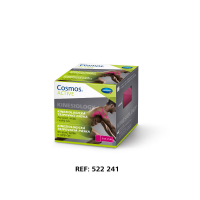 COSMOS ACTIVE kineziologická tejpovacia páska 5 cm x 5 m ružová