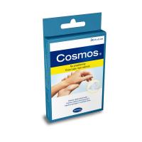 COSMOS Náplasť na popáleniny 4,5 x 6 cm 3 kusy