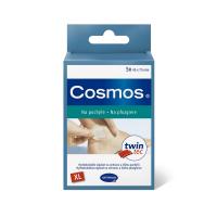 COSMOS Twin tec XL náplasti na pľuzgiere 5 kusov