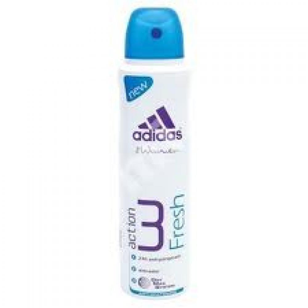 ADIDAS Women deo spray 150 ml Fresh