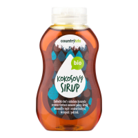 COUNTRY LIFE Bio Sirup kokosový 250 ml