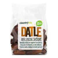 COUNTRY LIFE Datle sušené bez kôstok 250 g BIO