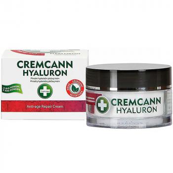 ANNABIS Cremcann Hyaluron pleťový krém 50 ml