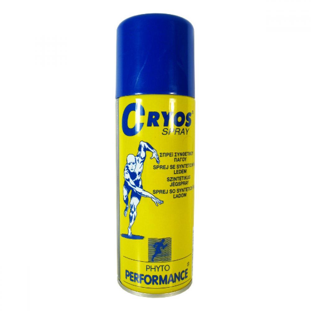 Cryos spray 200 ml-ľadový sprej