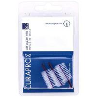 CURAPROX Náhradné medzizubné kefky na čistenie implantátov Soft Implant Fialové (Refill) CPS 512 5 ks