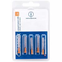 CURAPROX Náhradné medzizubné kefky na čistenie implantátov Strong & Implant Oranžové (Refill) 28 CPS 24 5 ks
