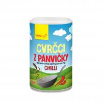 WOLFBERRY Cvrčky z panvičky chilli 40 g