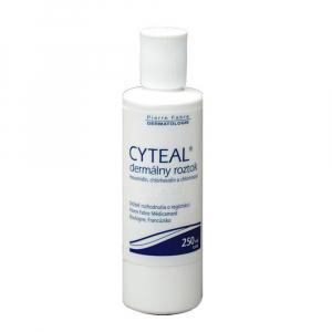 CYTEAL dermálny roztok 250 ml