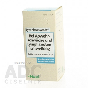 LYMPHOMYOSOT 100 tabliet