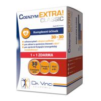 SIMPLY YOU Coenzym Extra classic 30 mg 30 + 30 tabliet