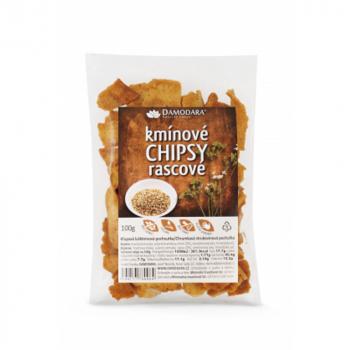 DAMODARA Chipsy rascové 100 g