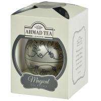 Darček AHMAD TEA Vianočná ozdoba sypaný čaj Earl Grey 30 g