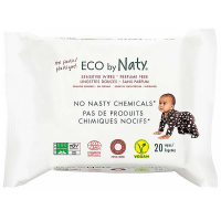 DÁREK Eco by Naty cestovní ubrousky