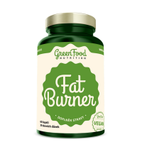 DÁREK GREENFOOD NUTRITION Fat burner 60 kapslí