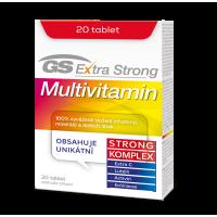DÁREK GS Extra Strong Multivitamin 20 tablet
