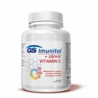 GS Imunitol se zázvorem 40 tablat