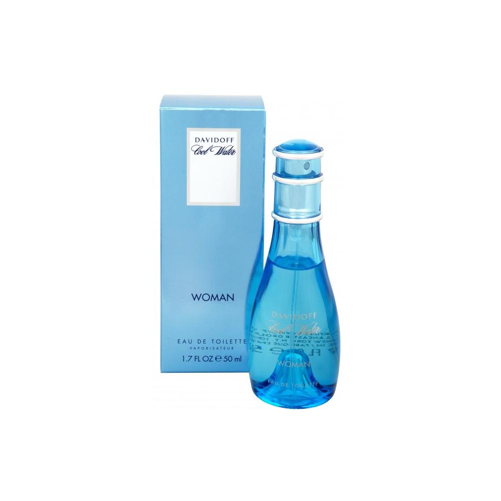Davidoff Cool Water 100ml pre ženy