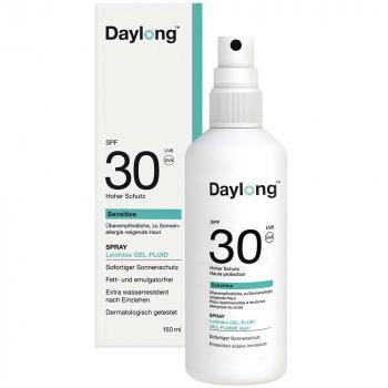 DAYLONG Sensitive SPF 30 spray gel-fluid 150 ml