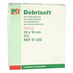 Debrisoft sterilné krytie 5ks