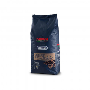 DE LONGHI 100% Arabica zrnková káva 1kg