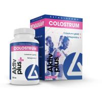 DELTA Aktiv plus+ COLOSTRUM & Betaglukány 60 kapsúl