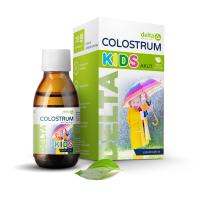 DELTA COLOSTRUM KIDS Natural 100% 125 ml