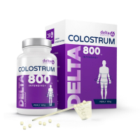 DELTA COLOSTRUM 800 Perly 60 g