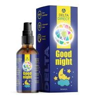DELTA DIRECT Good night Škorica 30 ml
