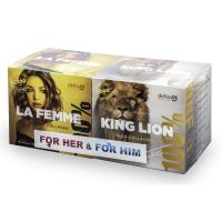 DELTA Partnerský balíček LA FEMME & KING LION COLLAGEN 196+240 g