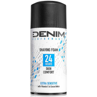 DENIM Performance Extra Sensitive pena na holenie 300 ml