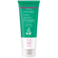 DERMACOL Cannabis Detoxikačná ílová maska 100 ml