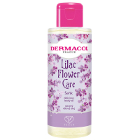 DERMACOL Flower Care Opojný telový olej Orgován 100 ml