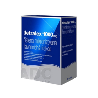 DETRALEX 1000 mg perorálna suspenzia vo vrecku 30 kusov