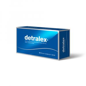 DETRALEX 60 filmom obalených tabliet