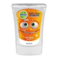 DETTOL Kids Náplň do bezdotykového dávkovača mydla Zabávač (250ml)