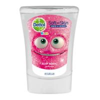 DETTOL Kids Náplň do bezdotykového dávkovača mydla Mydlový kúzelník 250 ml