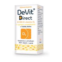 DEVIT Direct 10000 IU sprej 6 ml