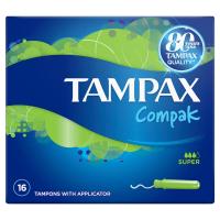 DH tampóny Tampax Compak Economy Super 16 kusov