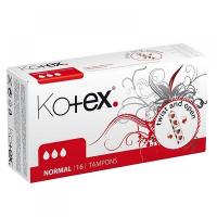 KOTEX Tampóny Normal 16 ks