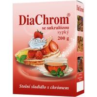 DiaChrom sa sukralózou sypký 200g nízkokalorické sladidlo