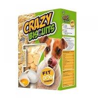 DIBAQ Piškóty Crazy Biscuits pre psov 180 g