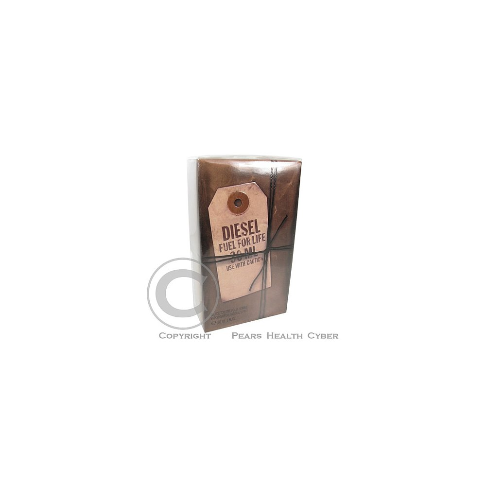 Diesel Fuel for life 30ml