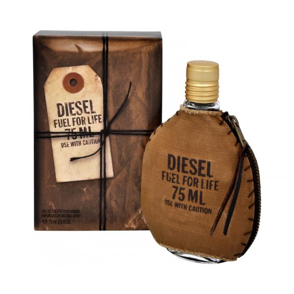 Diesel Fuel for life 75ml (tester)