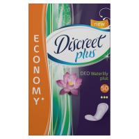 Discreet intímky plus 50ks Water lily