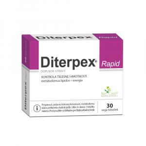 DITERPEX Rapid 30 vega toboliek