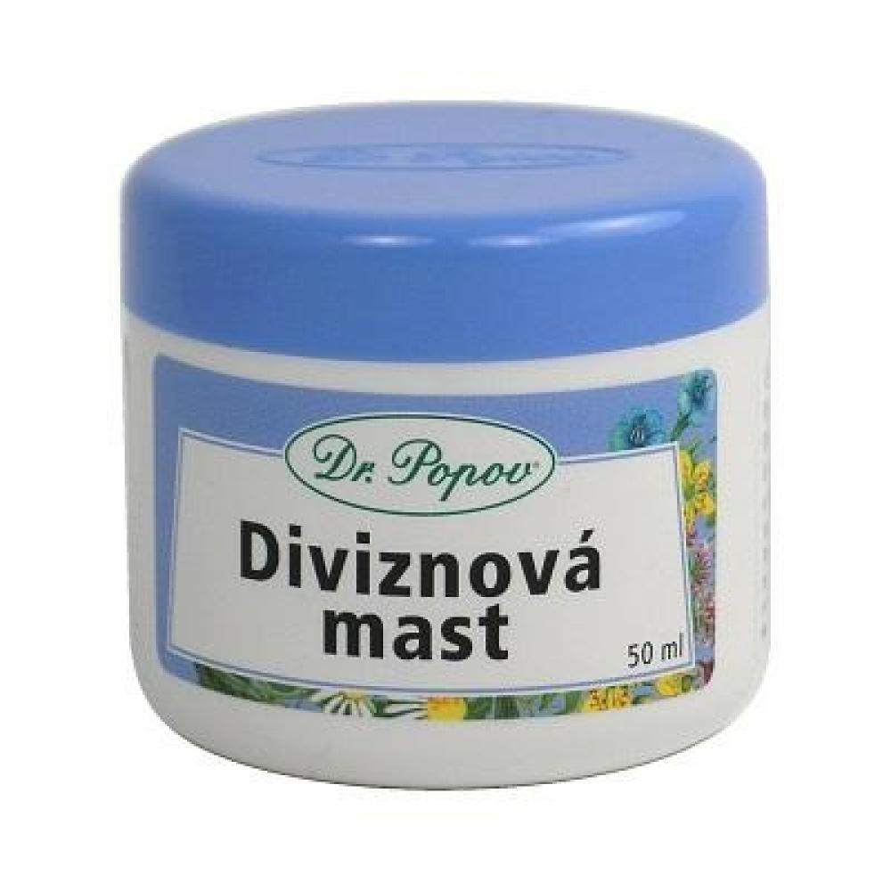 DR. POPOV divozelový masť 50 ml