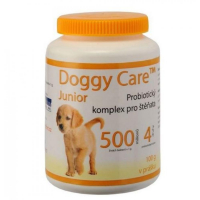 Doggy Care Junior plv 100g